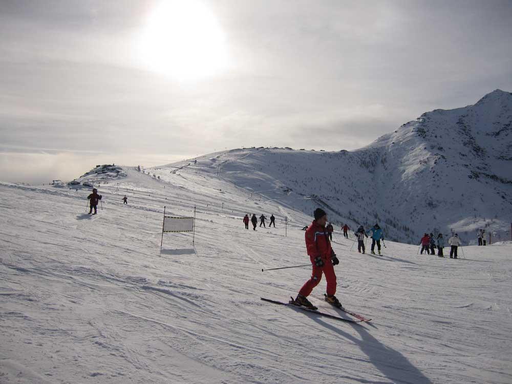 rucaski sciare provincia cuneo