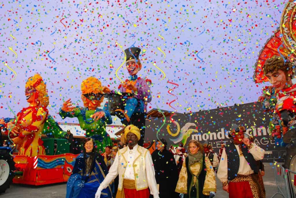 Dove andare a Carnevale, il Carleve di Mondovì