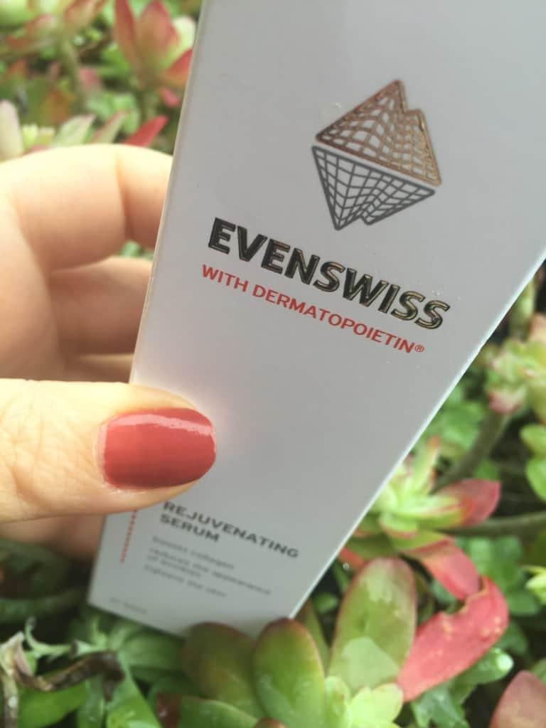 Crema viso antirughe Evenswiss