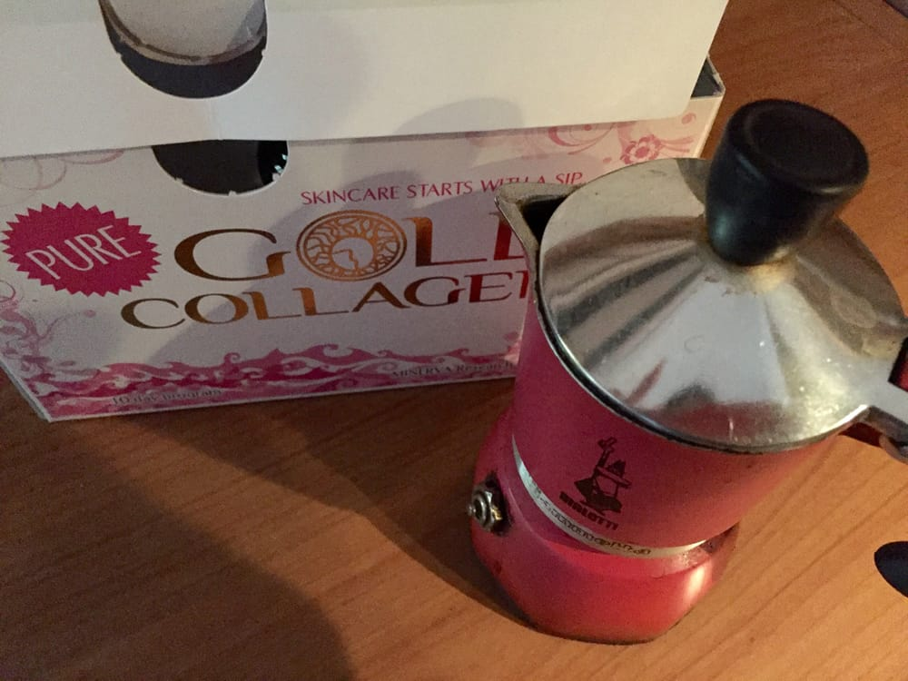 Pure Gold Collagen