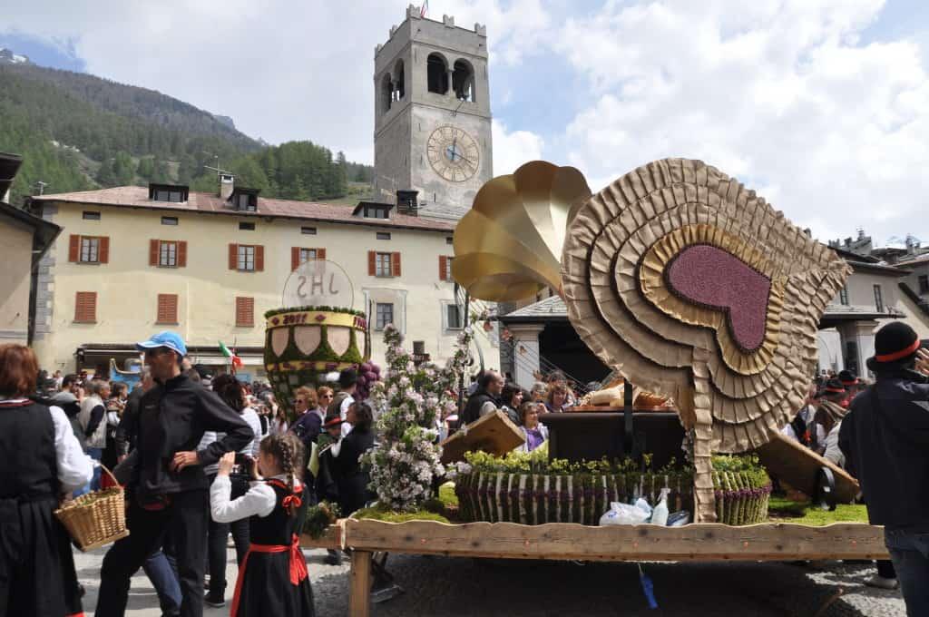 week end di pasqua a Bormio coi Pasquali