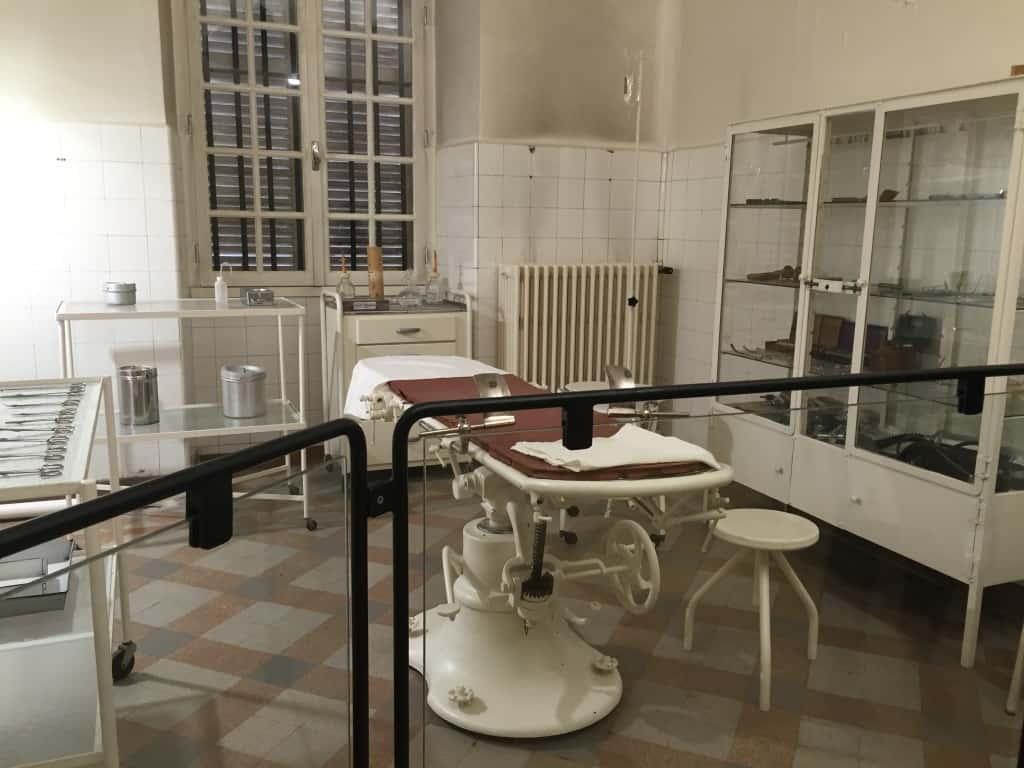 rodano alpi cosa vedere, museo ospedale charlieu