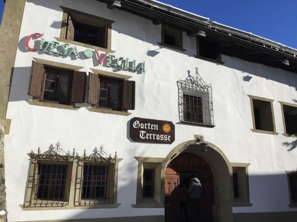 Badrutt's Palace Hotel Chesa Veglia