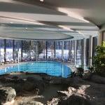 Badrutt's Palace Hotel la piscina
