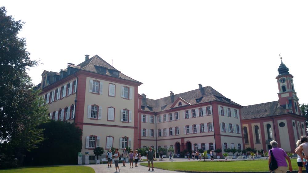 Il Castello barocco sull'isola