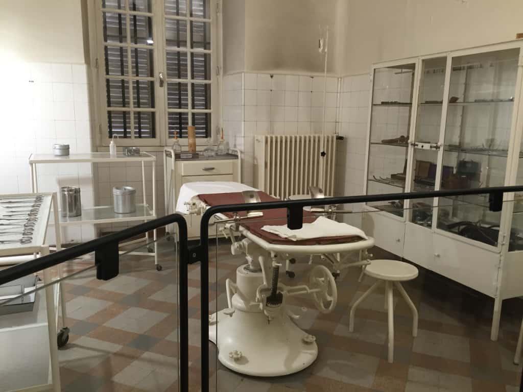 charlieu museo ospedale sala