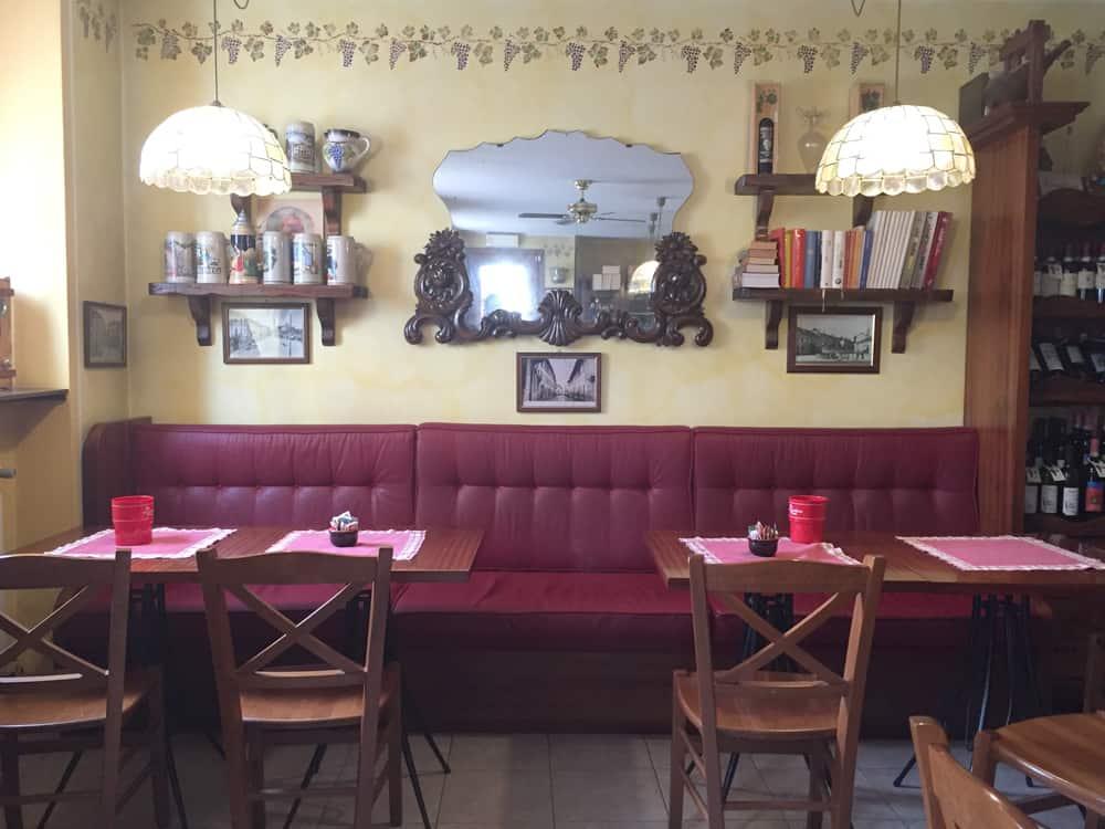 La Cantinetta di Gorgonzola: atmosfera di casa