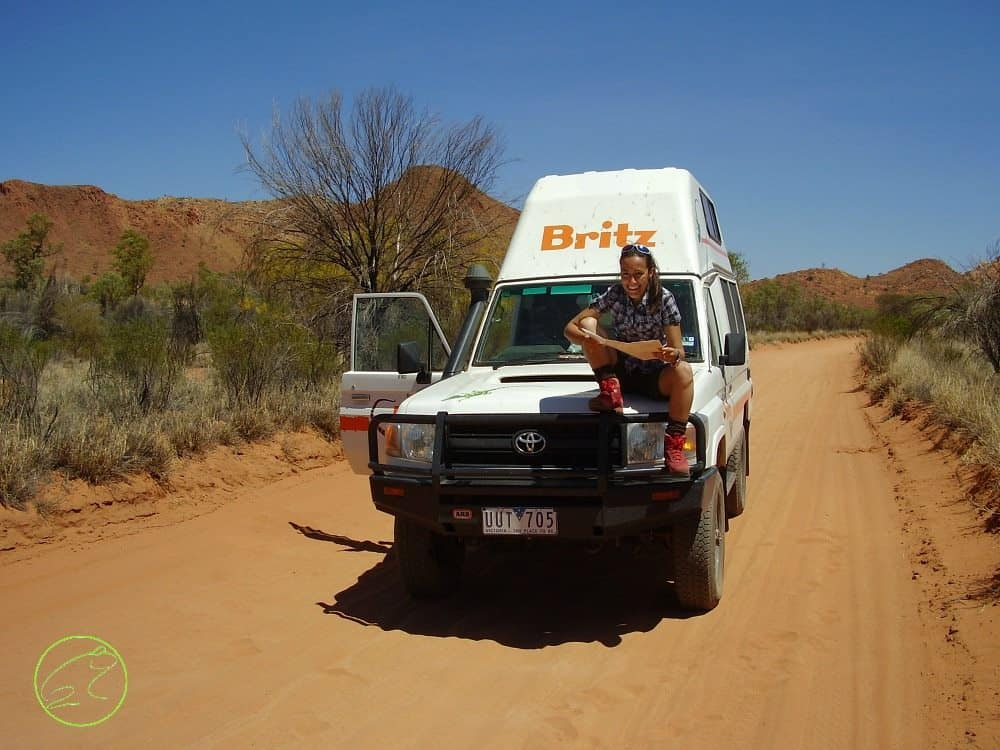 viaggi in camper australia