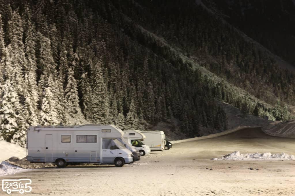 viaggi in camper austria