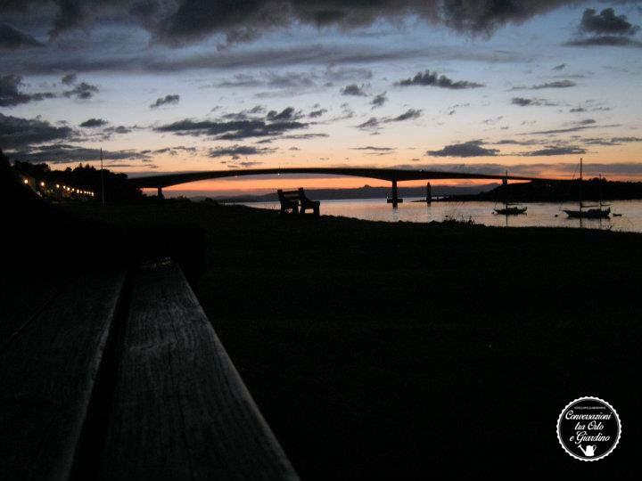 Scozia - tramonto