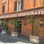 dove mangiare tradizionale a roma
