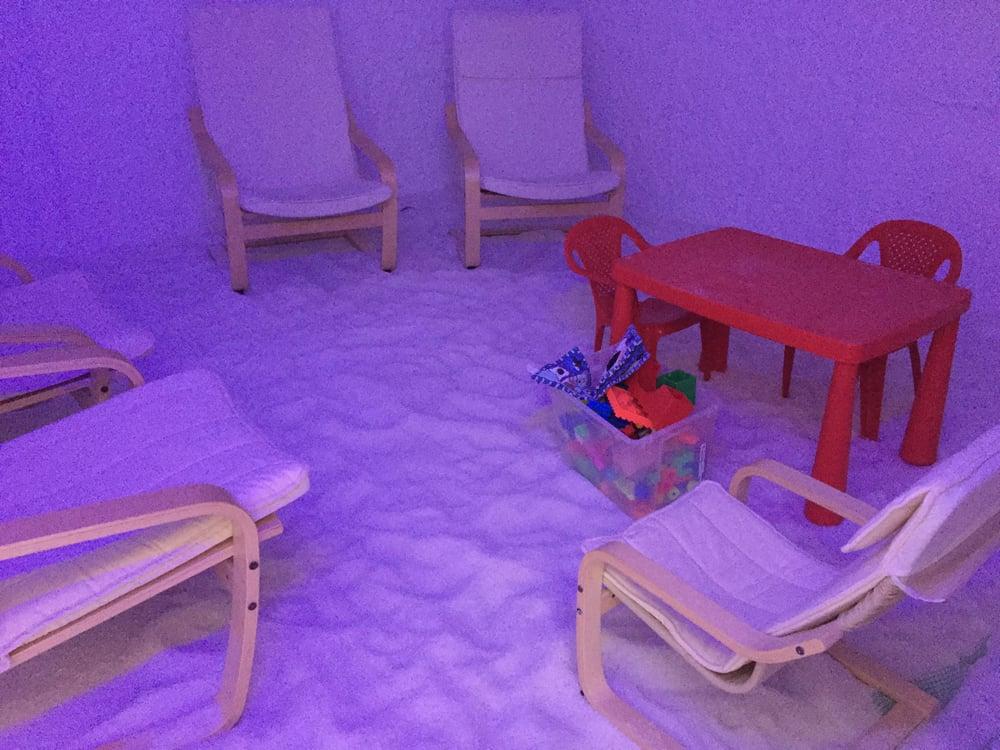 Da fare in Martesana: la grotta di sale, anche per i bambini!