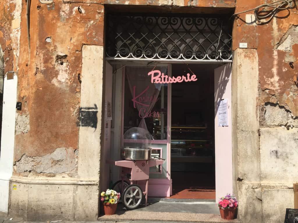 quartiere ghetto roma