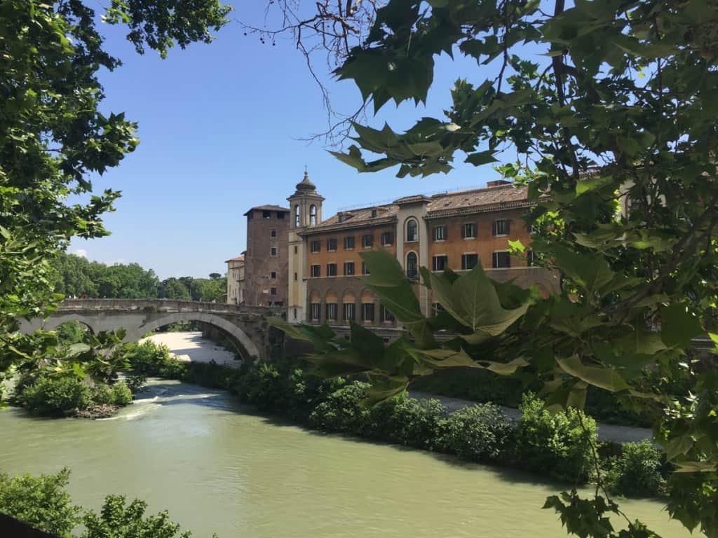 ponte roma