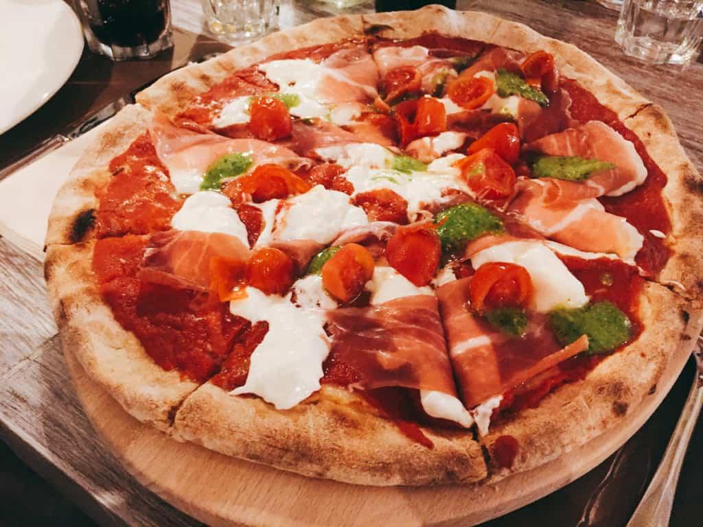 pizza ristorante karnè