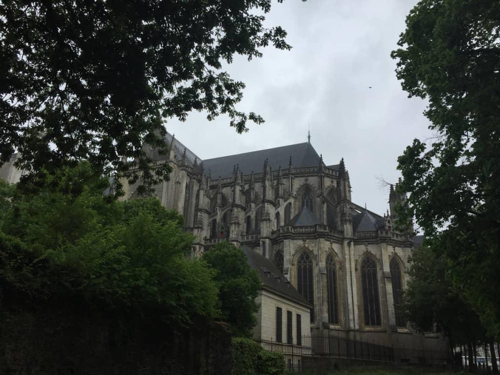 cattedrale da vedere a nantes