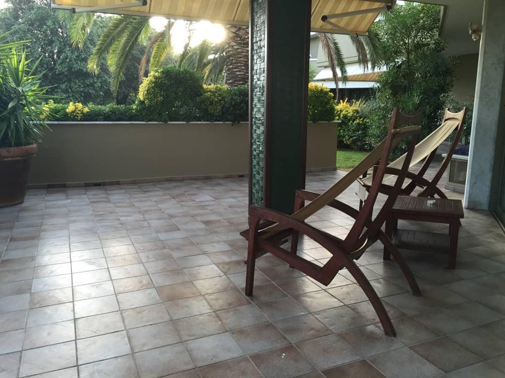 balcone villa undulna