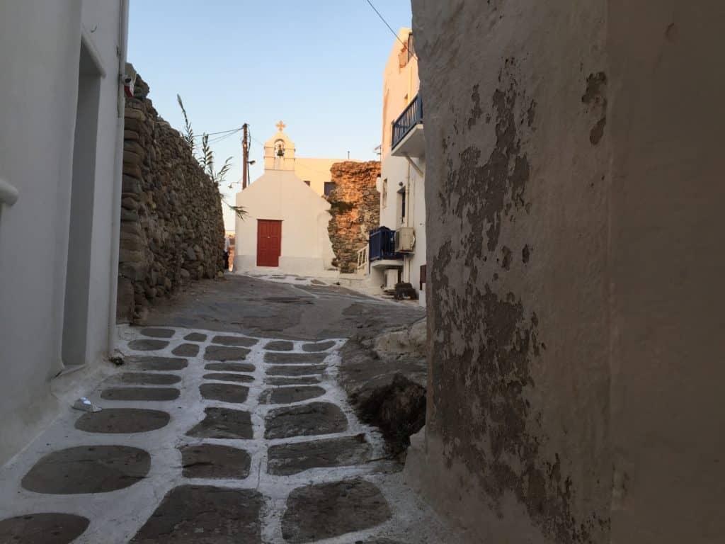 vacanze a Mykonos Town
