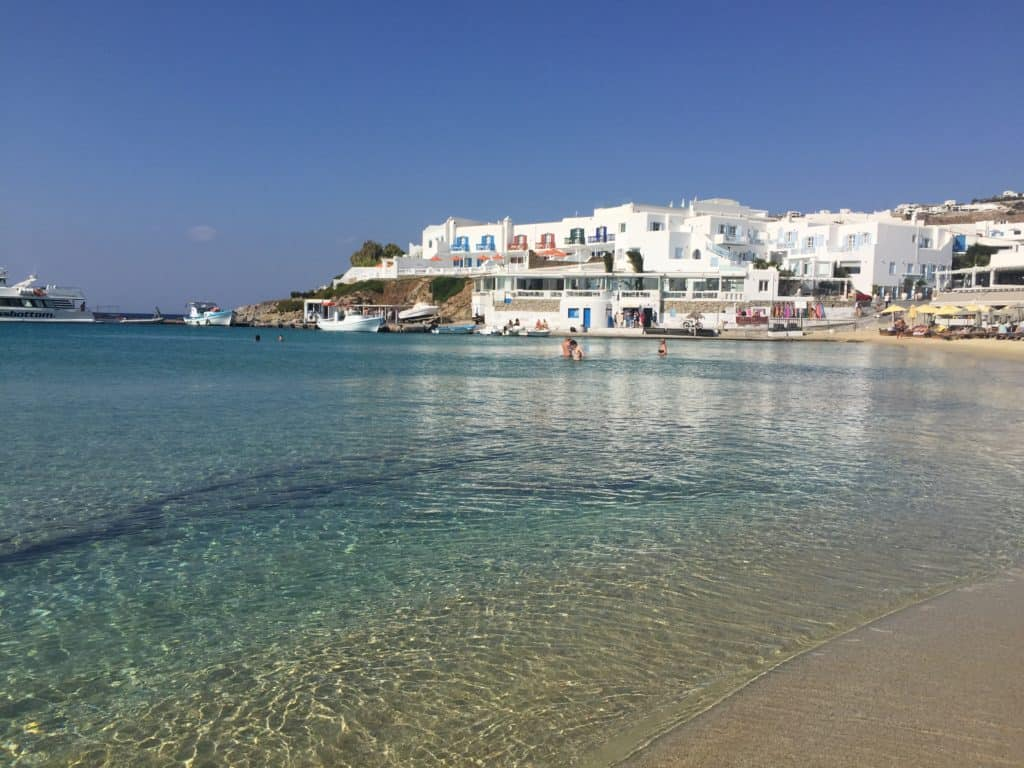 vacanze a Mykonos: Platys Gyalos