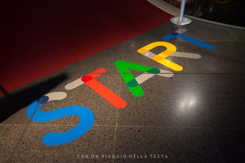 Museo Olimpico Losanna start