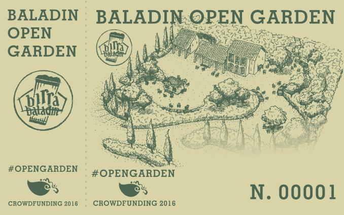 Baladin Open Garden