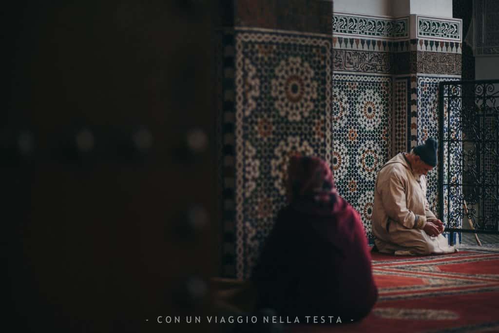 medina di fez moschea
