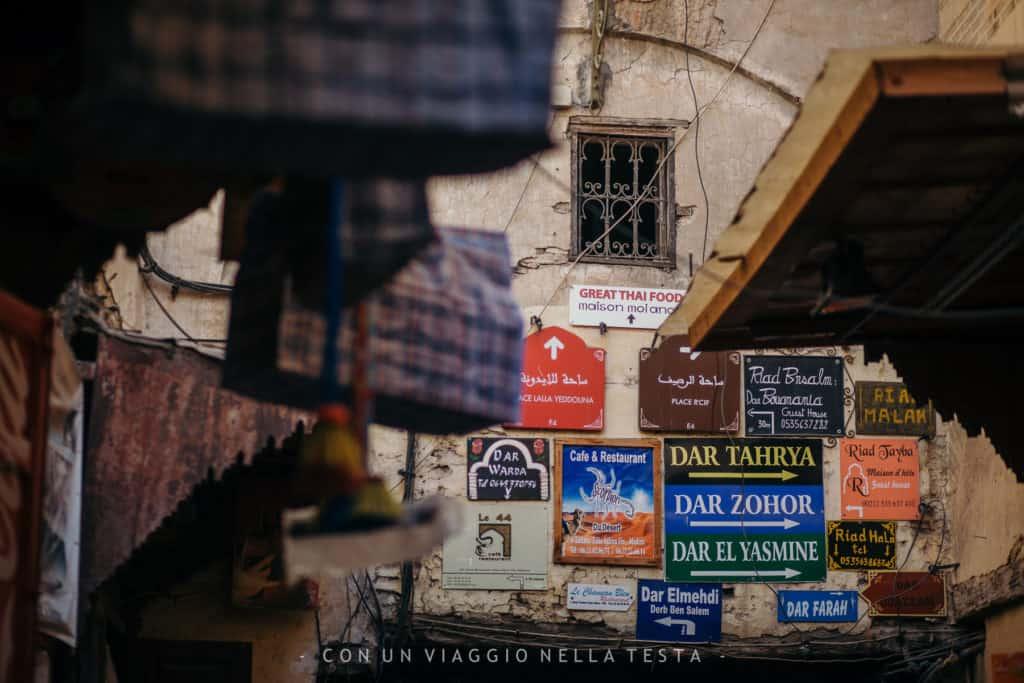 Cosa vedere a Fez quartiere ebraico