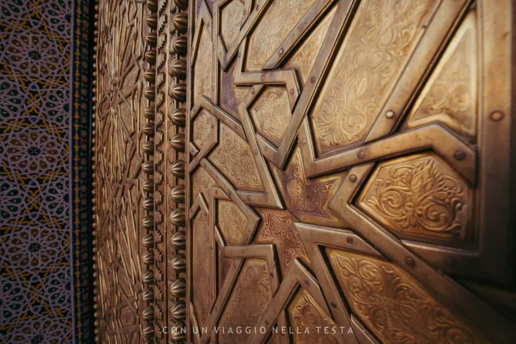 Cosa vedere a Fez palazzo reale