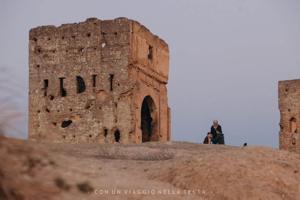 Cosa vedere a Fez tombe merenidi