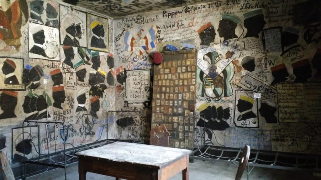 Heidelberg, le stanze degli studenti