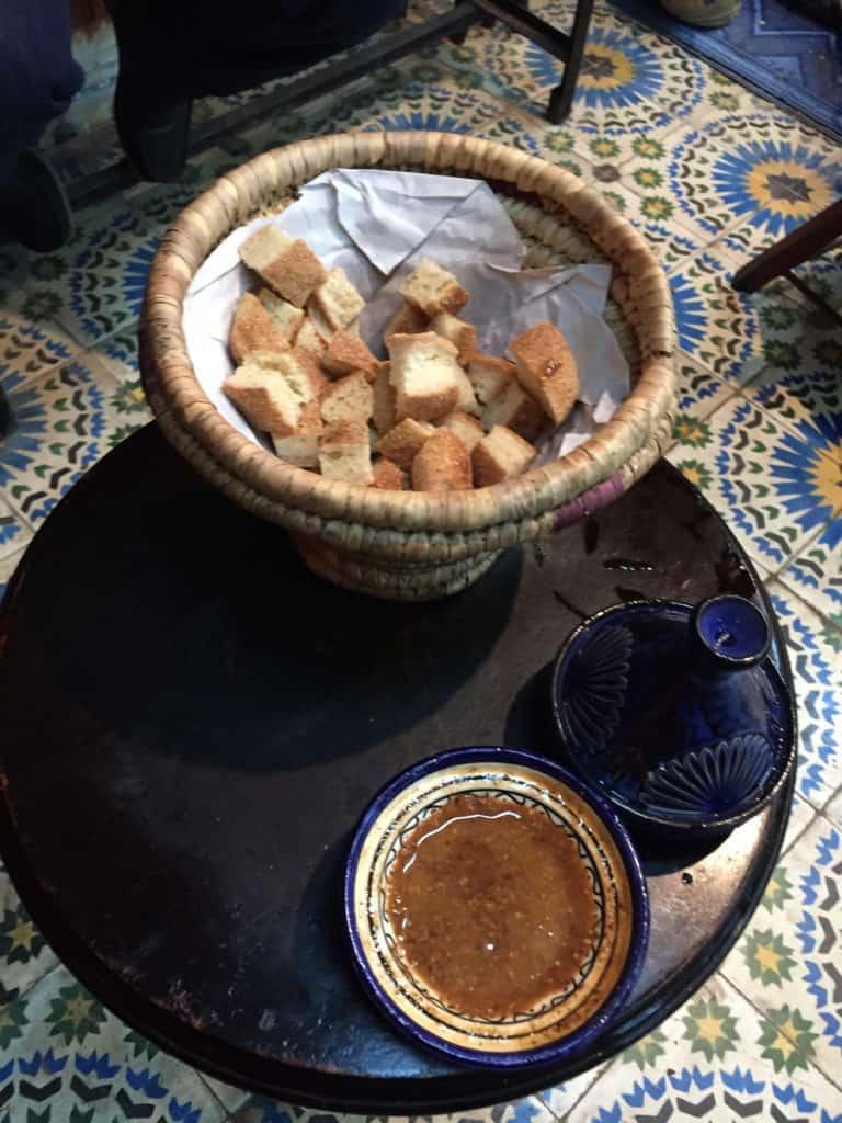 mangiare a fez olio di argan