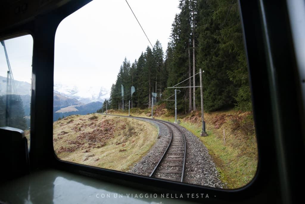 In viaggio verso Piz Gloria
