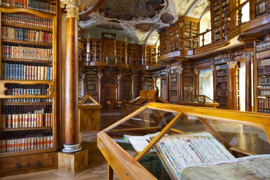 san gallo svizzera biblioteca