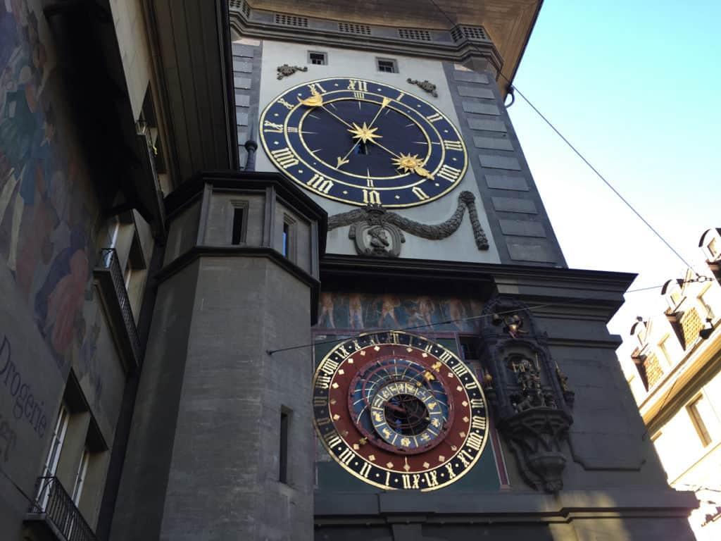 berna cosa vedere torre dell'orologio