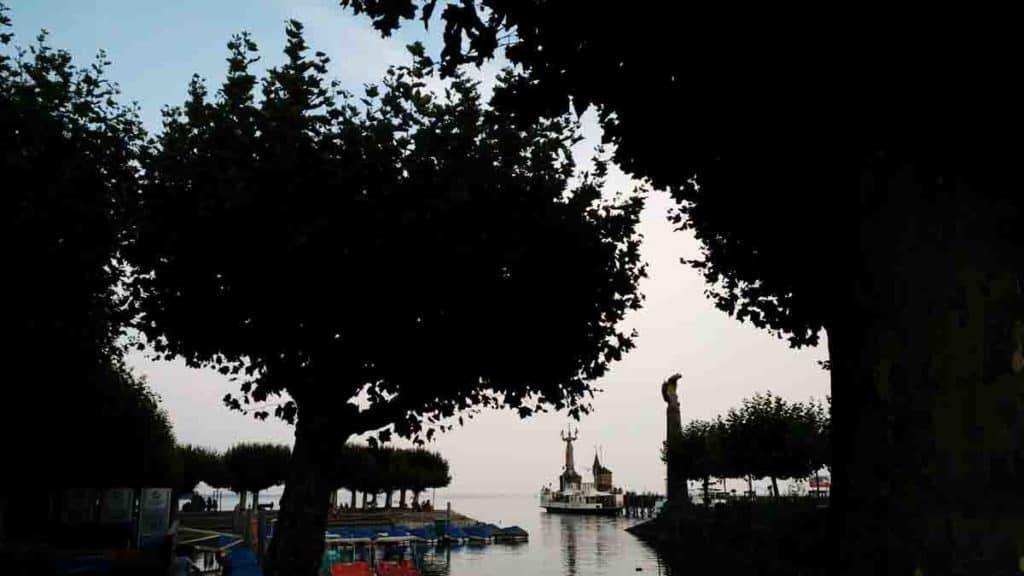 Costanza Germania cosa vedere: l'inconfondibile statua di Imperia sul Lago