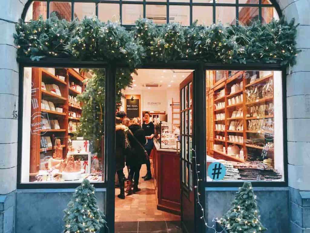 dove comprare cioccolato a Bruxelles elisabeth