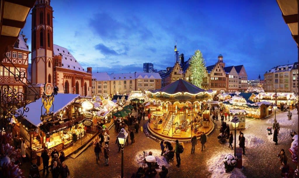 I mercatini di Natale di Francoforte