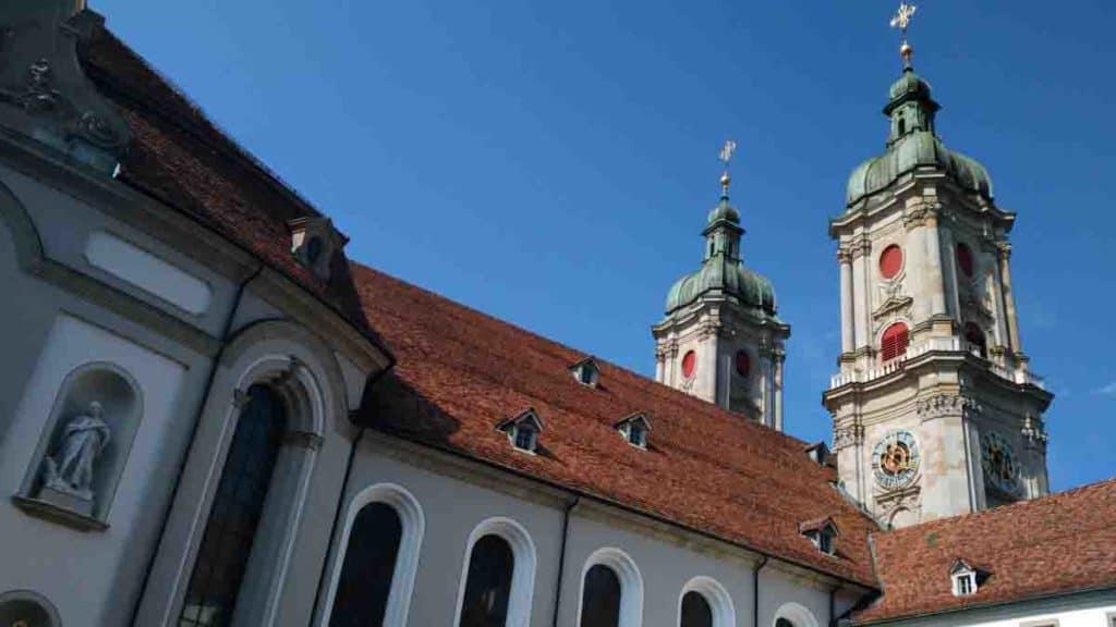 san gallo svizzera cattedrale
