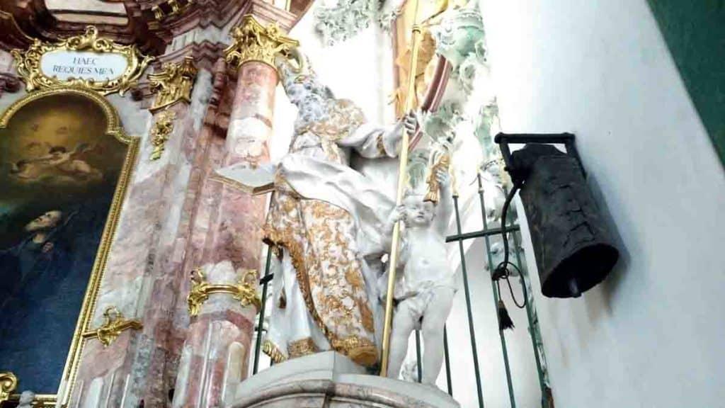san gallo svizzera cattedrale particolare