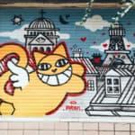 bruxelles insolita graffiti