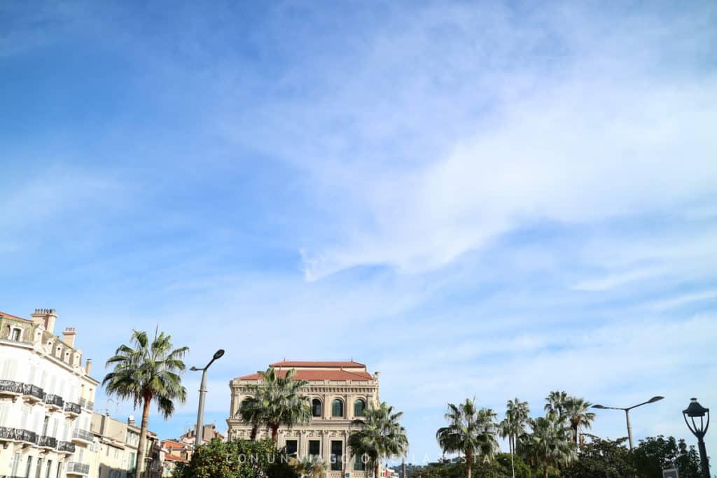Cannes in inverno, una finestra di sole in Costa Azzurra