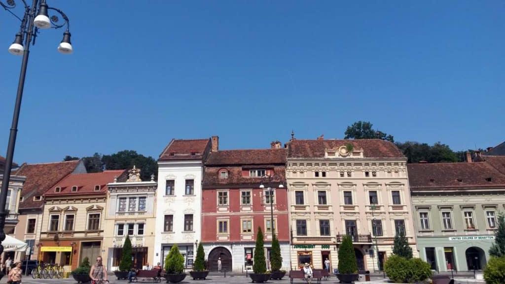 Itinerario Romania 15 giorni: il centro di Brasov