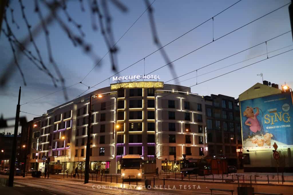 Mercure Stare Miasto Cracovia dove dormire a cracovia