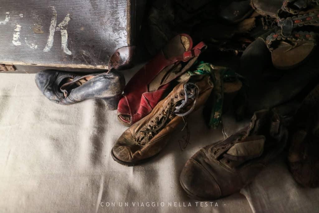 giornata della memoria scarpe