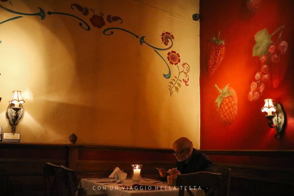 mangiare a cracovia ristorante Marmolada in centro