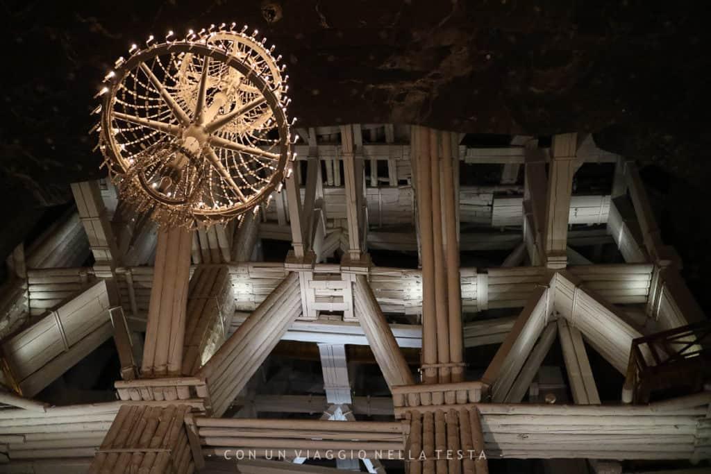 Le miniere di sale Cracovia si trovano a breve distanza dalla città