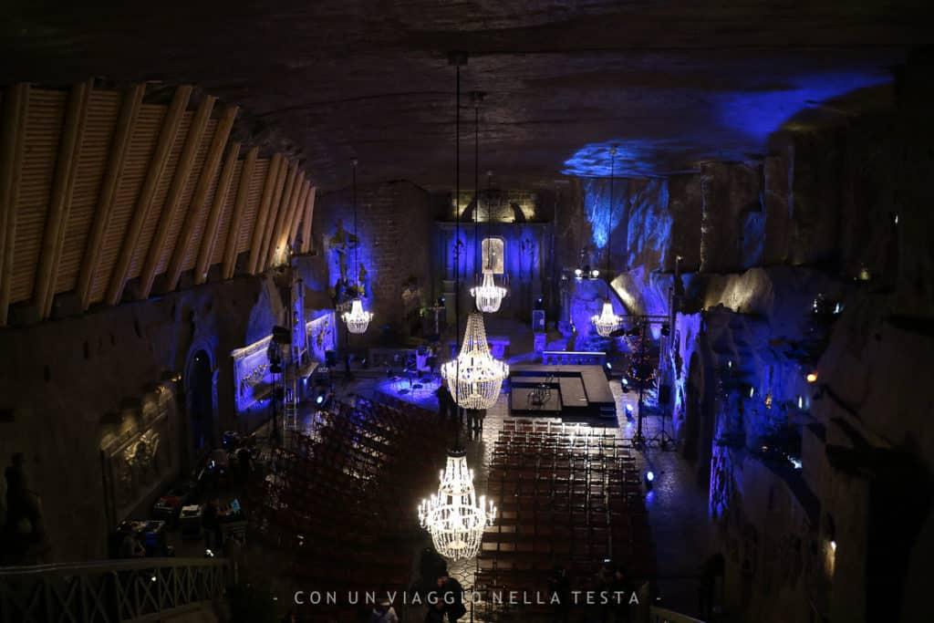 Miniere di sale Cracovia cappella di santa cunegonda