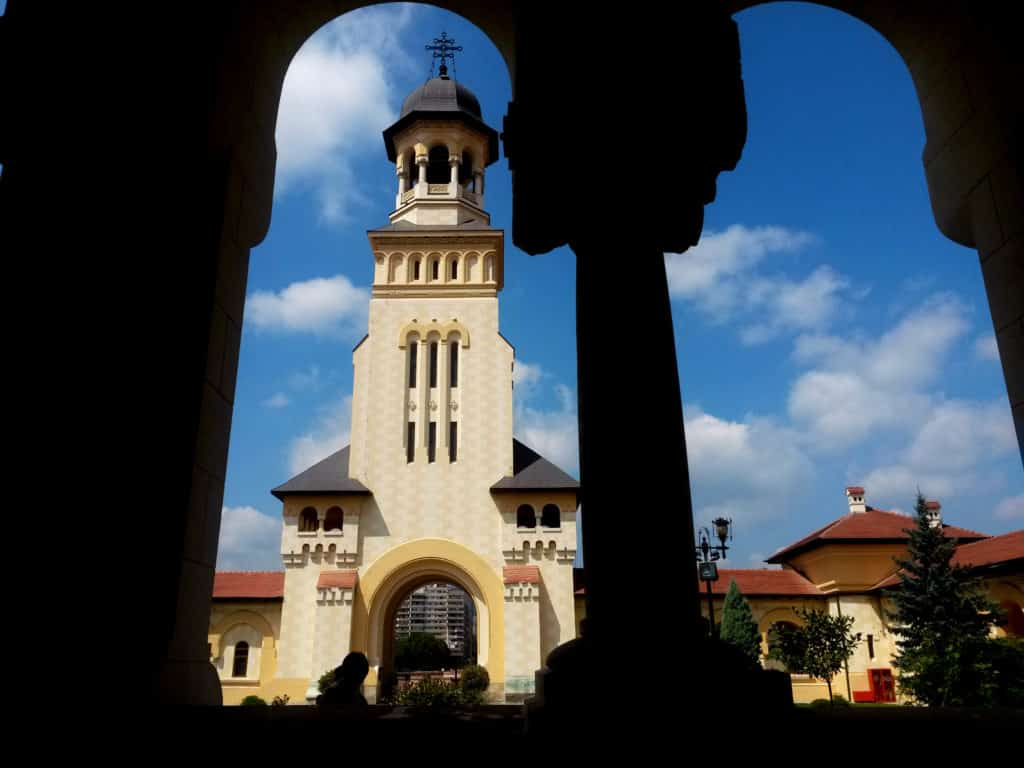 Romania, scorcio su Alba Julia