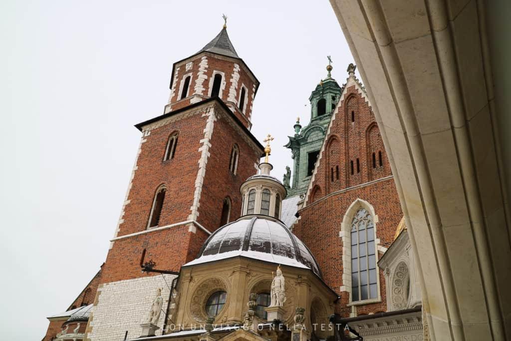 visitare cracovia cattedrale wawel