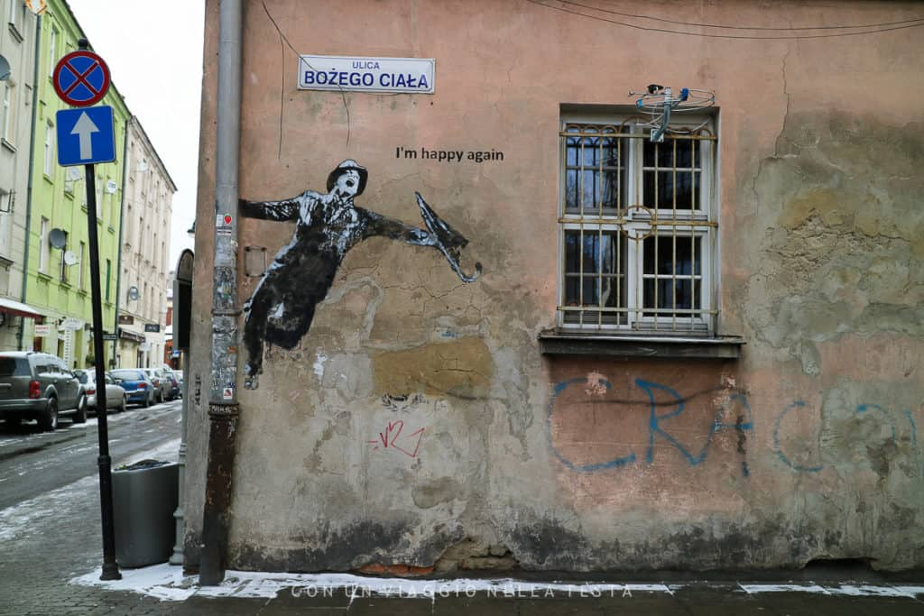 Incontri inaspettatti a Kazimierz, quartiere ebraico da visitare a Cracovia